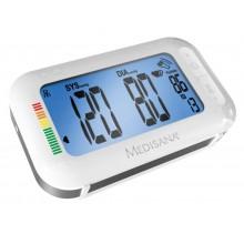 Апарат за измерване на кръвно налягане с Bluethooth и интегриран будилник при пътуване Medisana BU 575 connect, Германия, 2 в 1, 51296