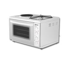 Малка готварска печка Diplomat DPL W 11 EG