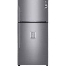 Хладилник с горна камера LG GTF-916PZPYD