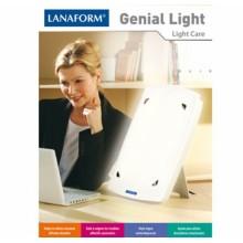 Лампа за светотерапия Lanaform Genial light, LA190102