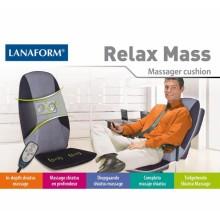 Масажираща седалка LANAFORM Relax mass LA110310