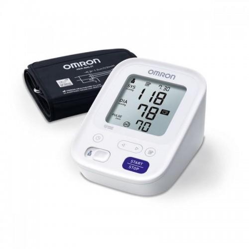 Автоматичен апарат за кръвно налягане Omron M3, HEM-7154-E