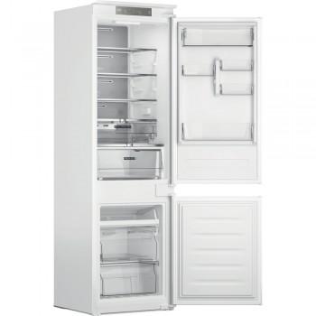Хладилник с фризер за вграждане WHIRLPOOL WHC18T341