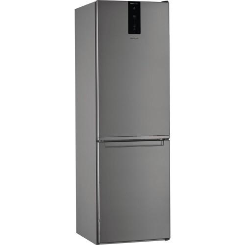 Хладилник с фризер Whirlpool W7 811 O OX