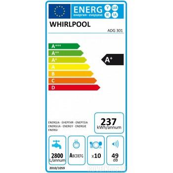 Съдомиялна за вграждане Whirlpool ADG 301