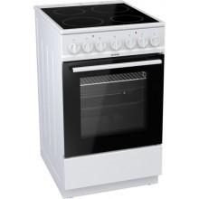 Стъклокерамична готварска печка Gorenje EC5241WG