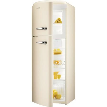 Свободностоящ хладилник с горна камера Gorenje RF60309OC-L