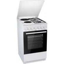 Комбинирана готварска печка на газ и ток Gorenje K5241WF