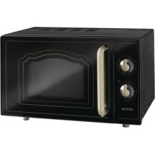 Микровълнова печка с грил, свободностояща Gorenje MO4250CLB