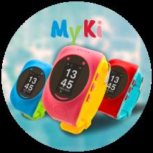 MyKi Детски GPS/GSM часовник