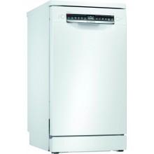 Съдомиялна Bosch SPS4EMW28E SER4 Free-standing dishwasher 45cm A++