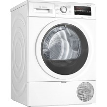 Сушилня Bosch WTR85T00BY SER6; Premium; Tumble dryer with heat pump 9kg A++ 65 dB EasyClean