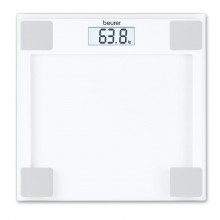 Везна Beurer GS 14 glass bathroom scale; 150 kg / 100 g