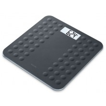Везна Beurer GS 300 Black Glass bathroom scale;non-slip surface; Automatic switch-off