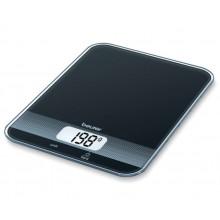Везна Beurer KS 19 black kitchen scale; 5 kg / 1 g
