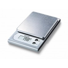 Везна Beurer KS 22 kitchen scale; Stainless steel weighing surface; 3 kg / 1 g