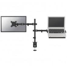 Стойка Neomounts by NewStar Flat Screen & Notebook Desk Mount (clamp/grommet)
