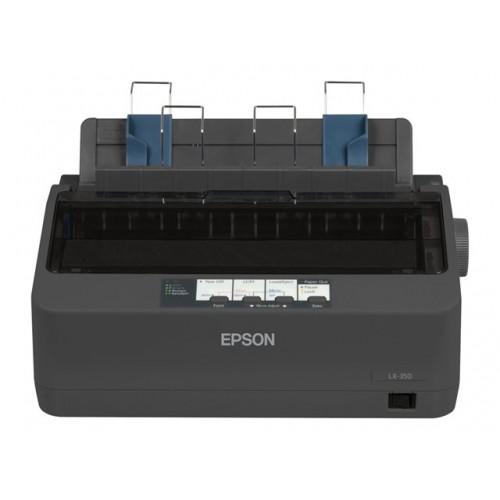 EPSON LX-350 9 pin dot matrix printer USB 2.0 1/4 original/colanders