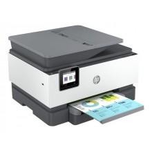 HP OfficeJet Pro 9012e All-in-One A4 Color Wi-Fi USB 2.0 RJ-11 Print Copy Scan Fax Inkjet 32ppm
