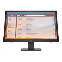 HP P22v G4 21.5inch TN Monitor FHD 1920x1080 16:9 250cd/m2 1000:1 5ms 1xHDMI1.4 1xVGA Black 3Y War. (EN)