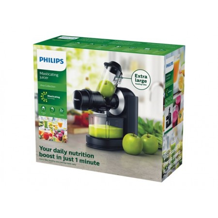 Philips Masticating juicer Viva Collection XL tube, 70mm