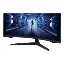 SAMSUNG LC34G55TWWR Odyssey G5 34inch 21:9 UWQHD 3440x1440 250cm/m2 3000:1 1ms 165Hz 1.000R DP HDMI black