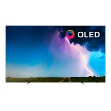 "Philips 65"" OLED 4K TV, 3-sides Ambilight, SAPHI, 4500PPI, HDR 10+"
